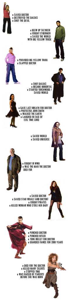 The Companions (Doctor Who)