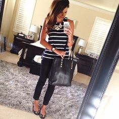 Teacher Induction Day! So excited to be breaking out my work clothes. The true #teacherlookbook has returned! :)