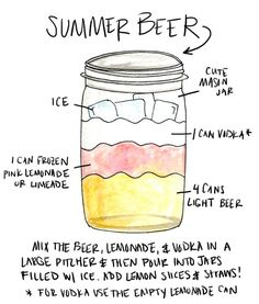 Summer Beer Recipe