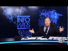 Alex Jones : Donald Trump & 2015 Trendy Rant (Funny) You Go Alex!