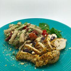Summer Veggie Medley & Cannellini Bean (Chicken)