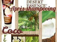 Chouchoutez vos cheveux avec l'AS Desert Essence Coco • Hellocoton.fr
