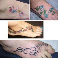 tattoo - swirls 2
