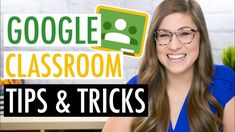 Google Classroom Tips and Tricks for Teachers | EDTech Made Easy - GOOGL... Pocketful Of Primary, Google Classroom Tutorial, Classroom Hacks, Online Classroom, Online Lessons, Elementary Teacher, Elementary Education, Teaching Tips, Future Videos