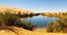 Le Sahara est l'un des endroits les plus arides au monde, mais cette région du monde n'a pas toujours été désertique... http://soocurious.com/fr/ancienne-riviere-sahara/