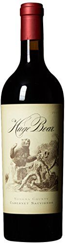 2011 Huge Bear Cabernet Sauvignon Sonoma County 750 mL Wine -- Be sure to check out this awesome product.