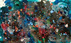 Gift of Summer Days by Dragomir Misina. Croatian born artist Dragomir Mišina uses the process of painting to document physical and psycho. Acrylic Spray Paint, Spray Paint On Canvas, Spray Painting, Summer Days, Saatchi Art, Original Paintings, Abstract, Gifts, Artists