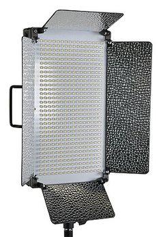 500 LED light Panel Led Video lighting Led Lite Panel by Fancier Fancier,http://www.amazon.com/dp/B003UOOZAY/ref=cm_sw_r_pi_dp_SKTAtb0V4ZG3AQQC