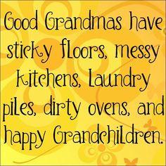 Good Grandmas