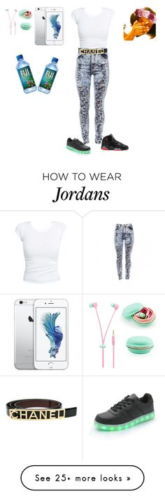 """""""Untitled #19"""" by x0-cuttie on Polyvore featuring Retrò and Chanel"""