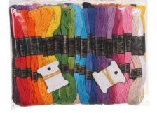 Embroidery Thread & Floss in Sewing, Quilting & Needle Crafts - Etsy Craft Supplies