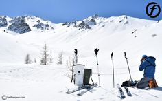 Dry Tank 30L and Dry Tube 10L, Col Perdue, Haute Alpes, France