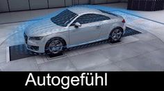 Deutsche Version: http://youtu.be/rLtbg02xbc8 Our FULL REVIEWS from 2015: https://www.youtube.com/playlist?list=PLZqvo5rXklBuoGOsPgdEriIVUIZf0mpZt We are taking an insight into Audi technologies: Audi augmented reality 3D CAD Exact match in Pre-Series Center Virtual reality plant Audi 3D...