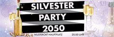 Werbebanner für verschiedene Anlässe #werbebanner #silvester #prositneujahr #aufeinneues #party
