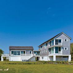The Dream: - Modern Cape Cod Cottage Tour - Coastal Living