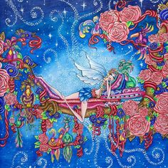 Fairies in dreamland #fairiesindreamlandcoloringbook #fairieslivehere #fairiesindreamland #colortherapy #denysekletteart #denyseklette #coloringbook #arte_e_colorir #artecomoterapia #bayan_boyan #adultcoloringbook #coloring #coloringforadults #раскраскаантистресс #раскраскадлявзрослых #раскраски #watercolorpainting #derwentinktense #prismacolor #coloringmasterpiece #creativelycoloring #coloringsecrets #coloringforfun #colortherapyclub #colorindolivrostop #målarbok