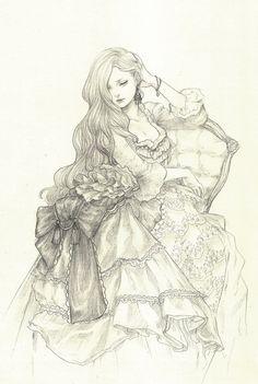 Tags mais populares para esta imagem incluem: drawing, art, girl e draw