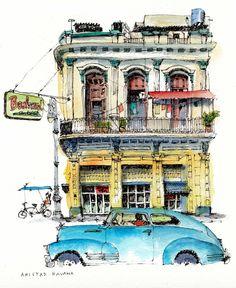 MFKopp - archatlas: Cuba Chris Lee