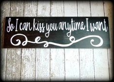 Wedding Quotes : Romantic Wedding Photo Prop Love Quote Sign