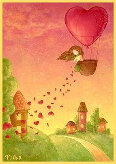.Con amor dentro de ti puedes ir donde quieras porque cualquier lugar te…