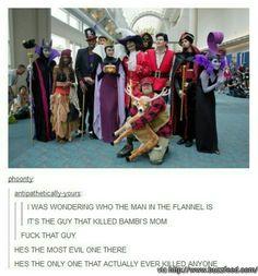 The most evil Disney villain!