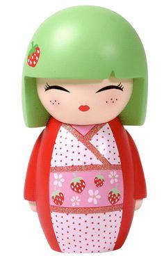 Photo of Momiji Doll for fans of Momiji Message Dolls 32696990 Momiji Doll, Matryoshka Doll, Kokeshi Dolls, Doll Painting, Kawaii, Little Doll, Wooden Dolls, Miniature Dolls, Japanese Art