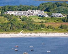 Inn by the Sea, Maine - This site suggests 11 hotels that cater t the sustainable traveler, why not travel green!