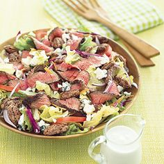Steak Salad #recipe