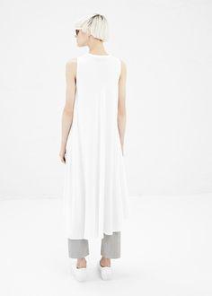 Tienda Ho Zohra Dress (White)
