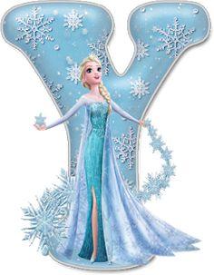 Ideas For Cupcakes Fondant Disney Frozen Birthday Disney Frozen Party, Frozen Themed Birthday Party, Disney Princess Frozen, Elsa Frozen, Birthday Cupcakes, Frozen Cupcake Toppers, Frozen Cupcakes, Frozen Font, Frozen Christmas