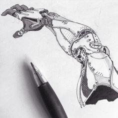 — cyberclays: Bionic Robotics Design - by Edon...