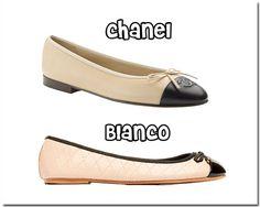 ¿Buscas clonaciones o plagios de grandes marcas de la moda como #Chanel ? #clonaciones #plagios #zapatos #pasarela