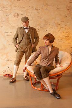 Tweed, Tweed Run, retro, style