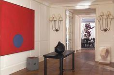 Julie Hillman Design - Projects - Park Avenue Apartment