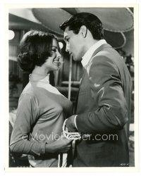 """GIRL HAPPY"" movie still 1964 Elvis Presley and Shelley Fabares!"