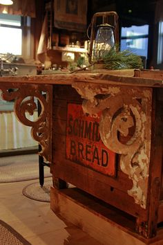 using repurposed pieces-awesome!