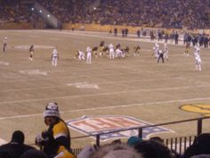 Jets at Steelers... 12.12.10