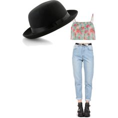 Designer Clothes, Shoes & Bags for Women Mom Jeans, That Look, Shoe Bag, Polyvore, Blog, Pants, Stuff To Buy, Shopping, Collection
