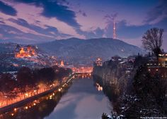 Tbilisi - Capitol of the Republic of Georgia and my home for many years. Beautiful