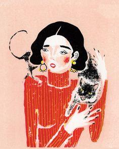 Black Cat — Jamie Williams