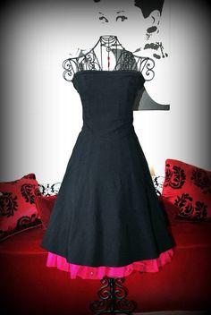 Kleid lack pink