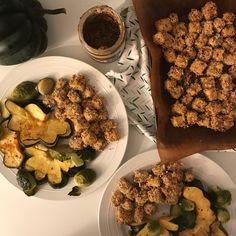 Pépites de tofu délicieuses Tofu, Valeur Nutritive, Cereal, Favorite Recipes, Cookies, Breakfast, Desserts, Posts, Blog