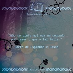 Livro - Corte de espinhos e rosas A Court Of Wings And Ruin, A Court Of Mist And Fury, Saga, Sarah J Maas Books, Dreams And Nightmares, Rhysand, I Am Sad, Frases Tumblr, Look At The Stars