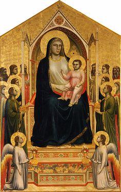 Cimabue, Giotto and Duccio- A comparison of three Madonnas | Art History Blogger