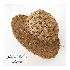 Crochet Scarves, Crochet Hats, Sombrero A Crochet, Cowboy Hats, Macrame, Knitted Hats, Diy And Crafts, Crochet Patterns, Knitting