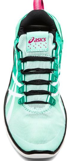 cool mint running shoes