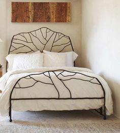Tree of Life Bed in Queen / $2,995 / Vivaterra