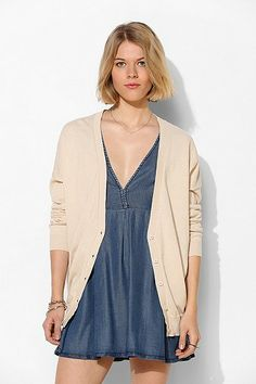 Coincidence & Chance Slouchy Cardigan #UrbanOutfitters