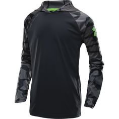 Under Armour Boys' Combine Training Hooded Long Sleeve Shirt   DICK'S Sporting Goods