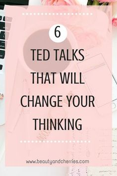 Inspirational Ted Talks - Acting Mama